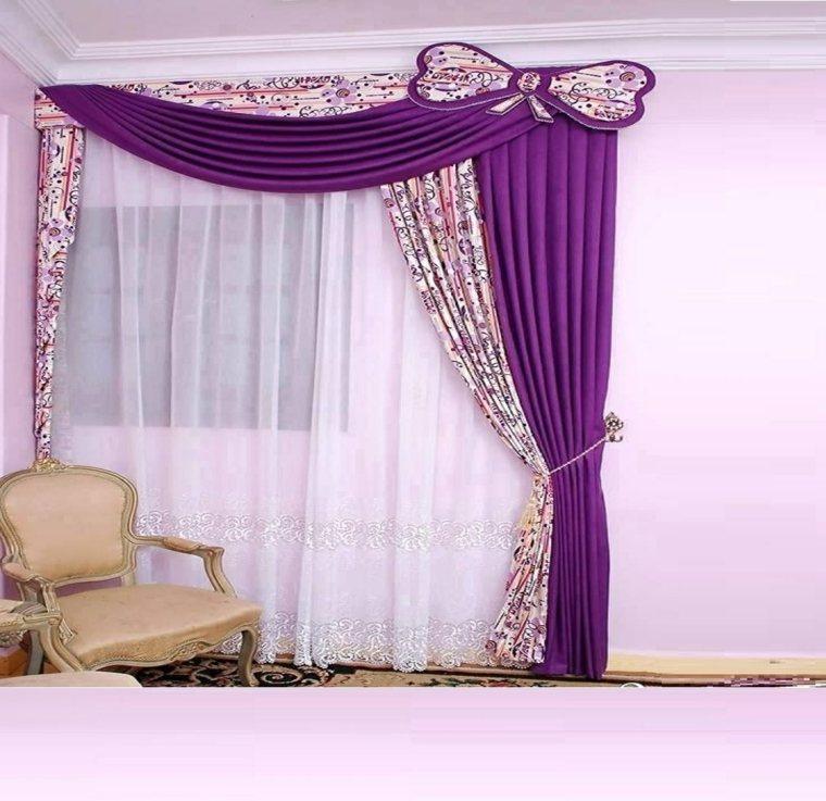 decorar con cortinas habitaciones