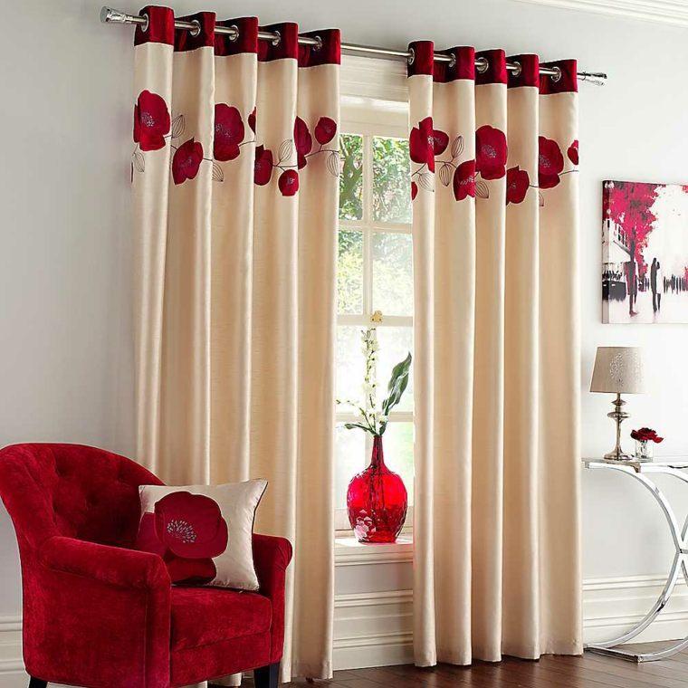 decorar con cortinas interior