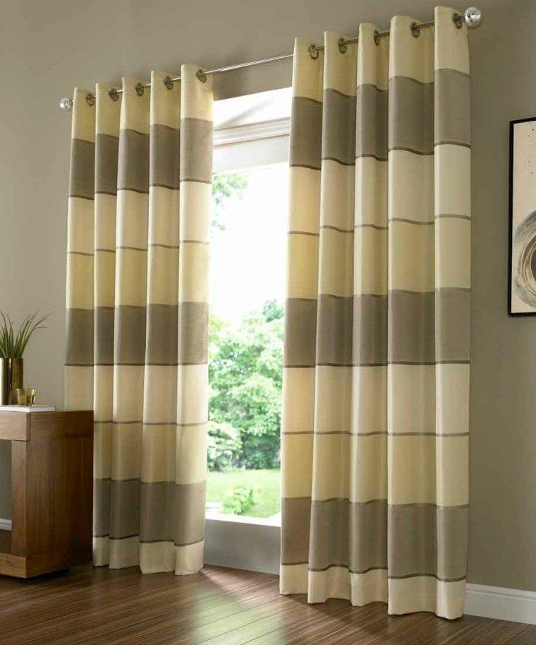 decorar con cortinas ventanas