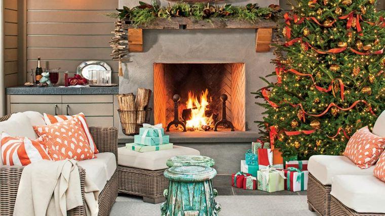 Decorar Para Navidad El Interior De Casa