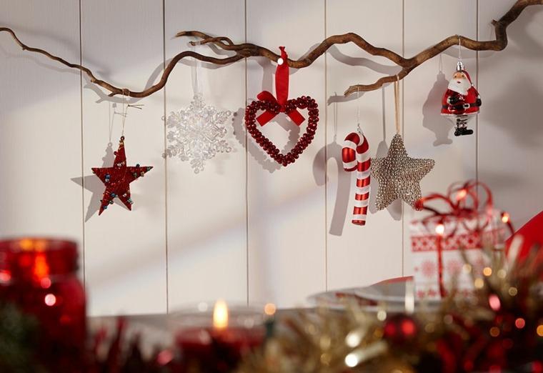 Decorar para navidad el interior de casa - Como adornar la casa en navidad ...