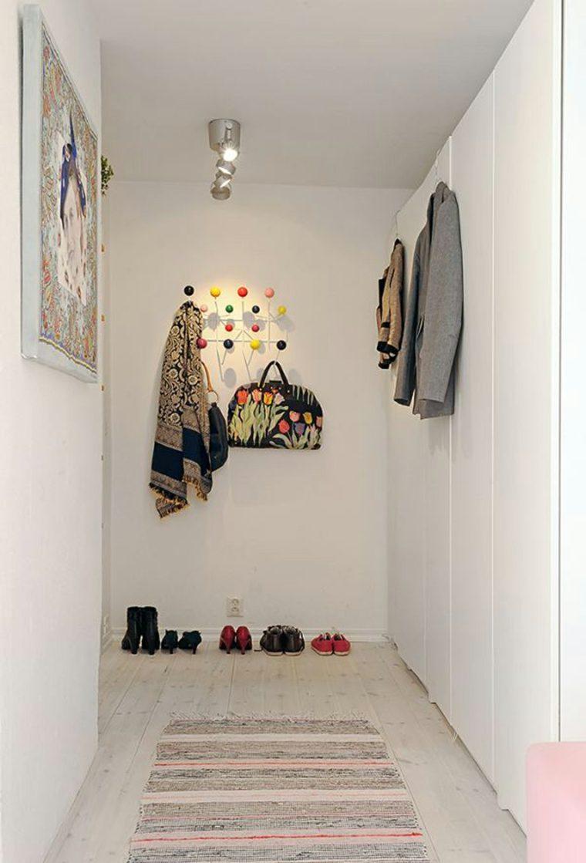 decorar pasillos estrechos alfombra