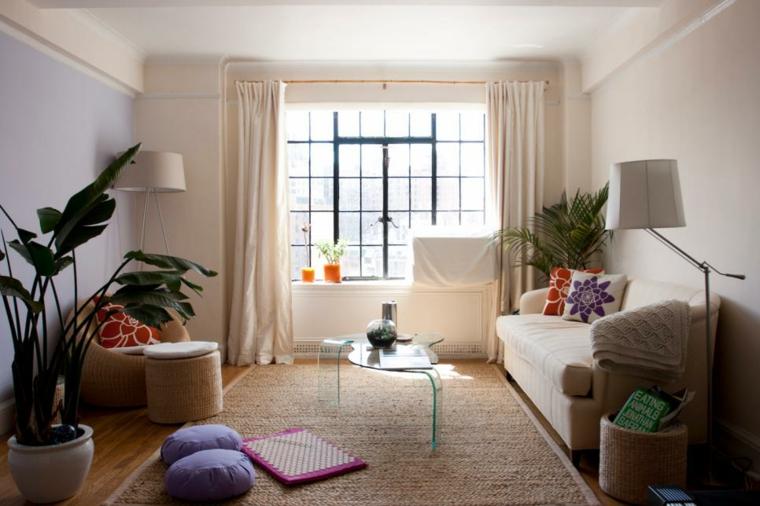Decorar Pisos Pequenos Trucos Y Consejos Realmente Utiles - Decorar-pisos-pequeos