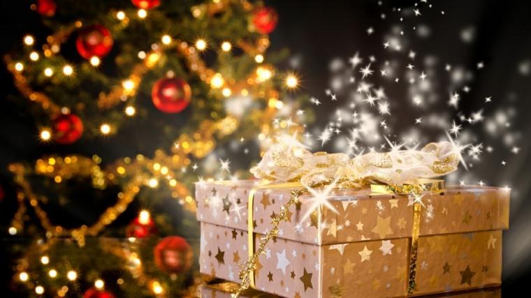 decorar regalos navideños interesantes