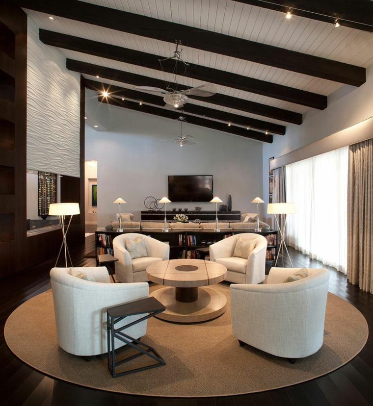 decorar salon comedor rectangular pequeo. ideas para decorar ...