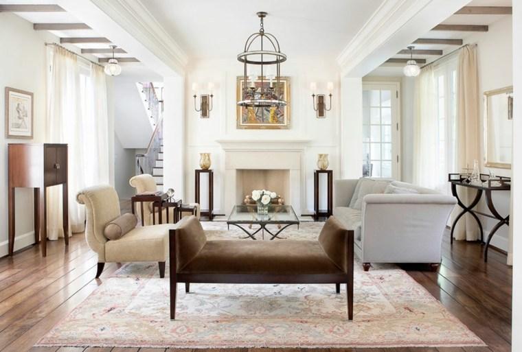 decorar un saln rectangular simple. decorar salon ...