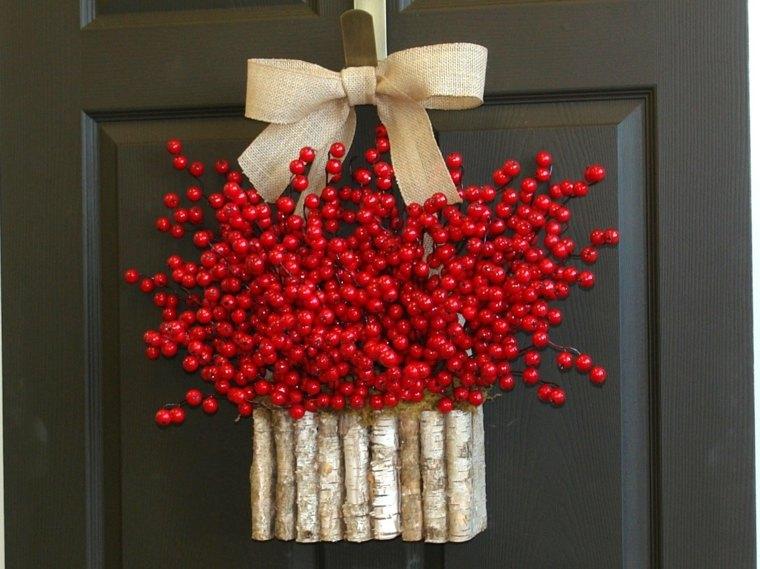 decorar una puerta