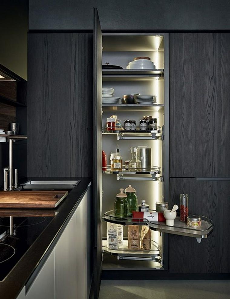 despensas de cocina diseño