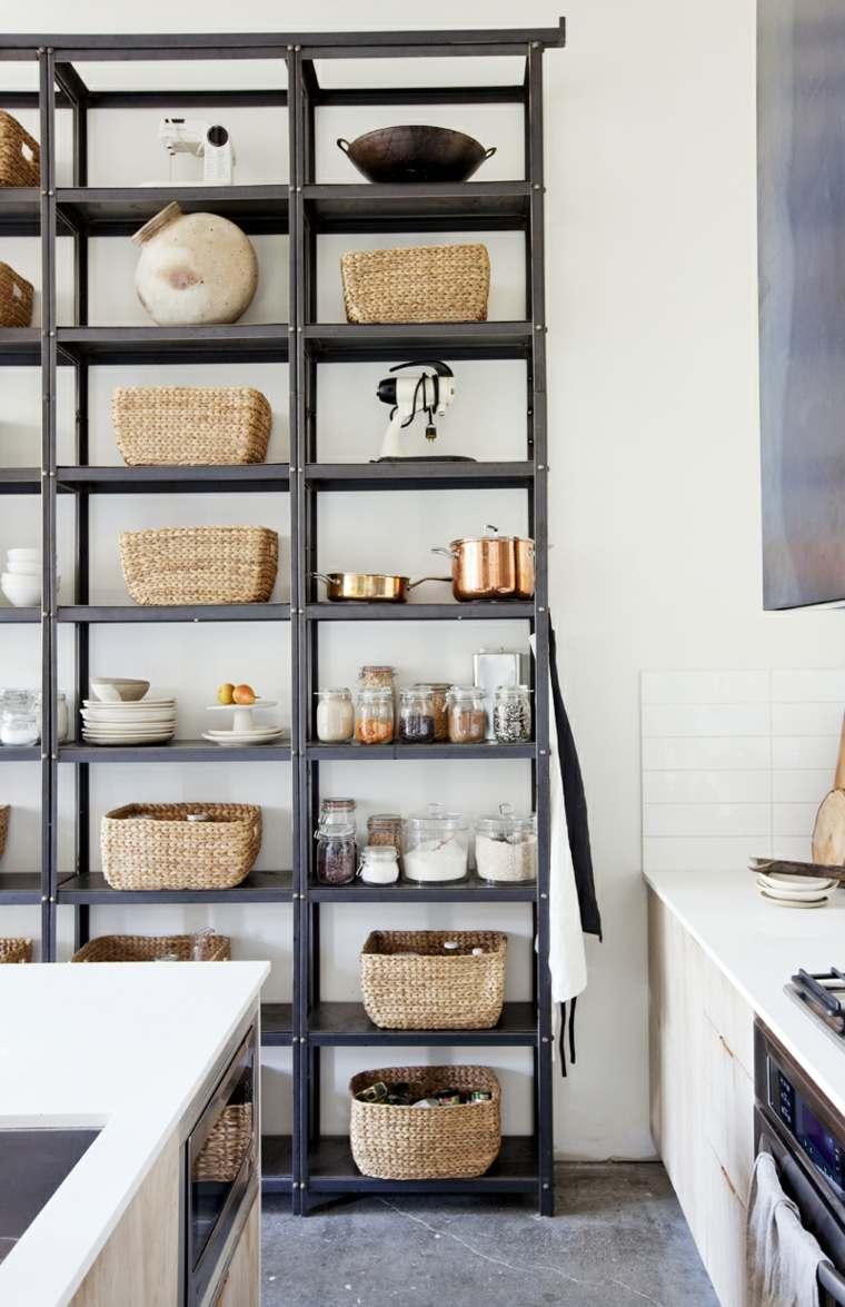 despensas de cocinas interiores