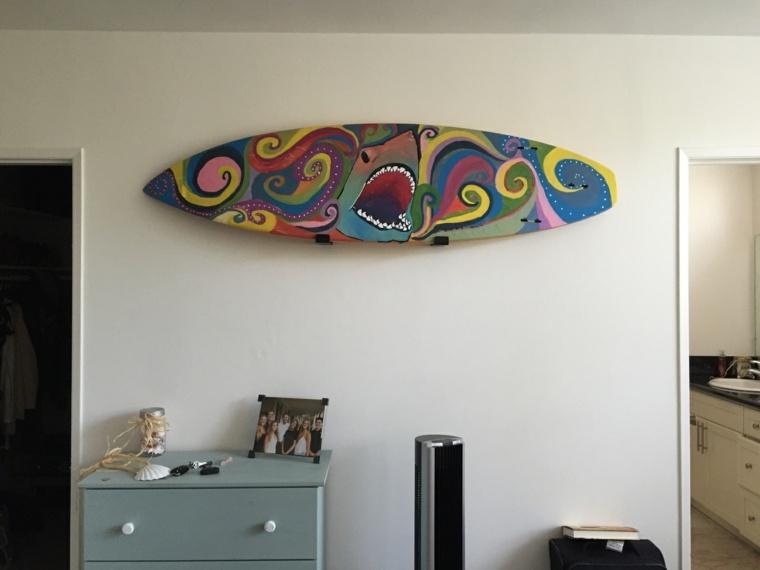 dibujos tablas de surf modernas