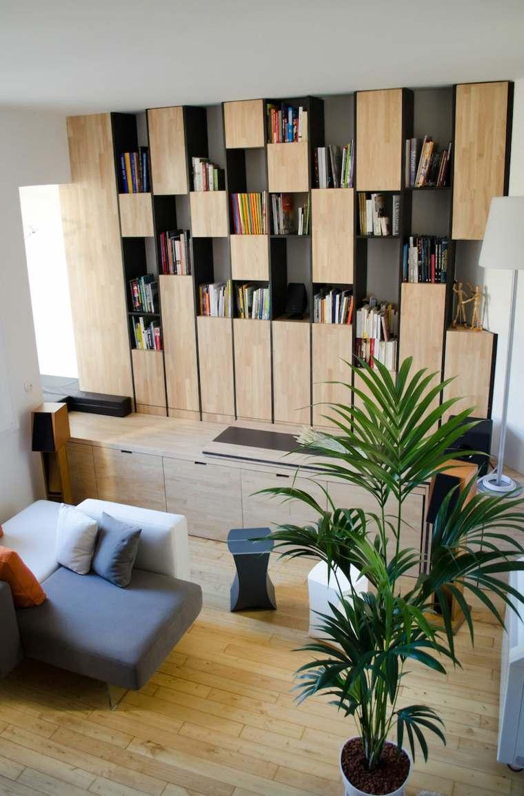 diseños de interiores ideas casas pequenas lineas