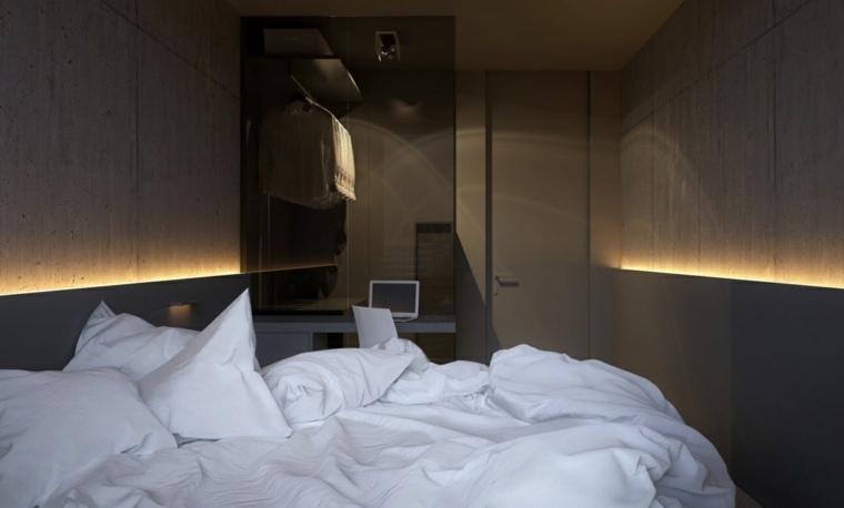 diseno de interiores armario dormitorio ideas