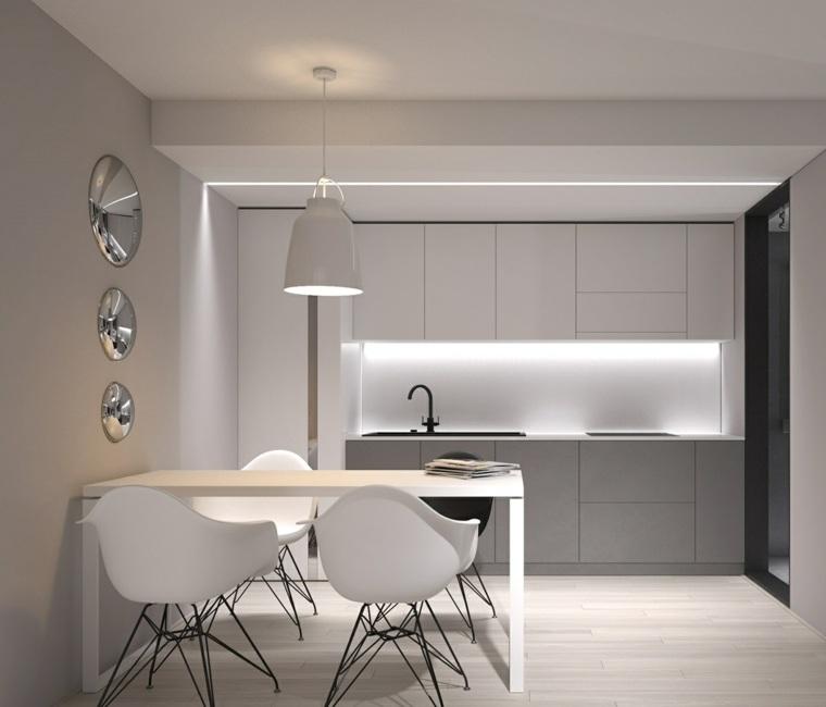 Dise o de interiores al estilo minimalista con toque for Paginas de decoracion de interiores minimalista