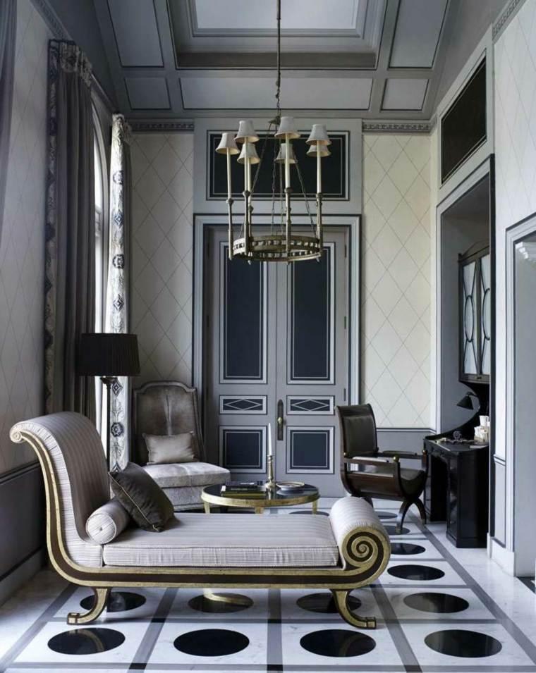 diseno espacio descanso lujoso bohemio ideas