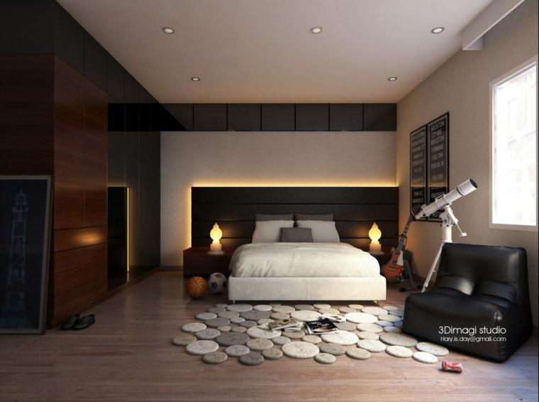 Como decorar una habitacion ideas geniales para todos for Como decorar una habitacion moderna
