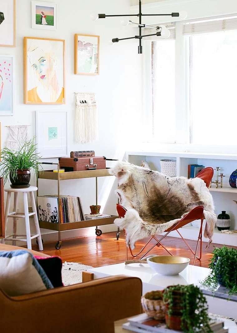 diseno interesante interiores estilo bohemio ideas