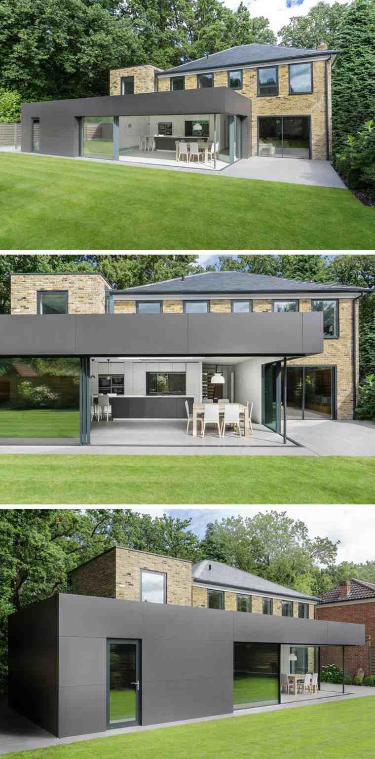 diseno original casa britanica moderna
