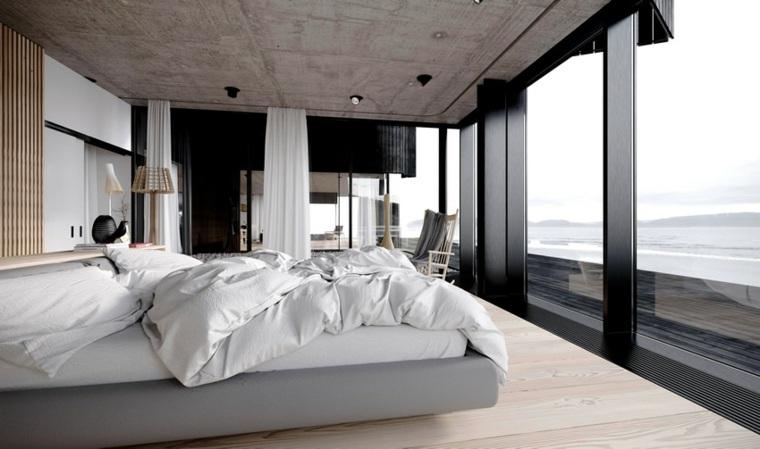 diseño original dormitorio moderno