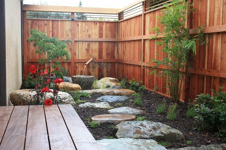 marvelous japanese zen garden design | Jardines japoneses - lo mejor del paisajismo oriental