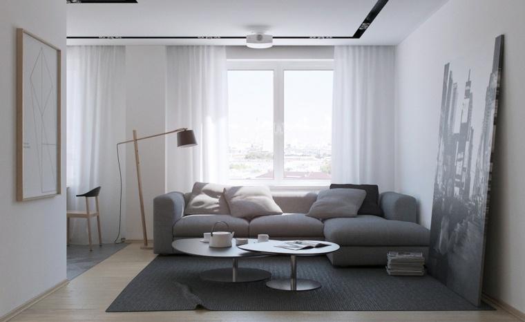 diseño sencillo apartamento loft