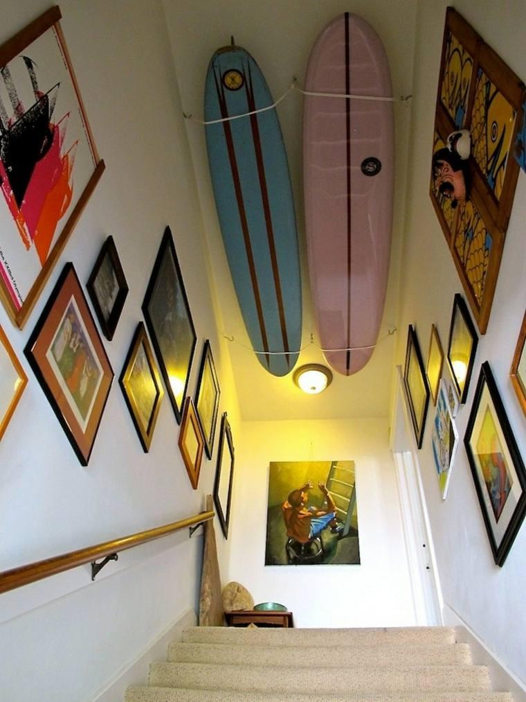 diseños tablas de surf techo