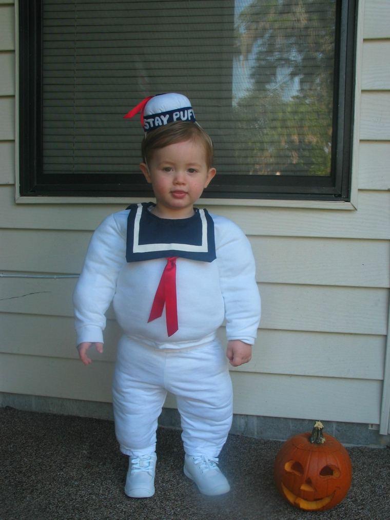 disfraz nino marinero gorro