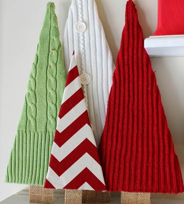 Cosas de navidad 43 ideas de manualidades para decorar - Decoracion navidena diy ...