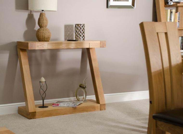 Decorar pasillos estrechos con diferentes ideas y estilos - Muebles zapateros estrechos ...