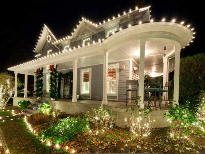elegantes casas ideas tradicionales senderos
