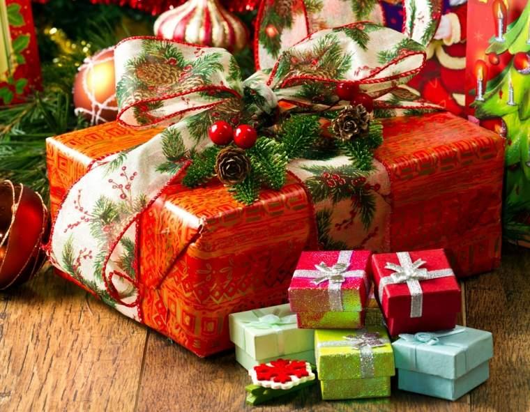 envolver regalos originales navidad