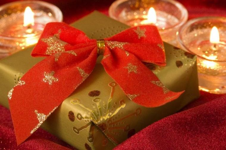 envolver regalos originales navideños