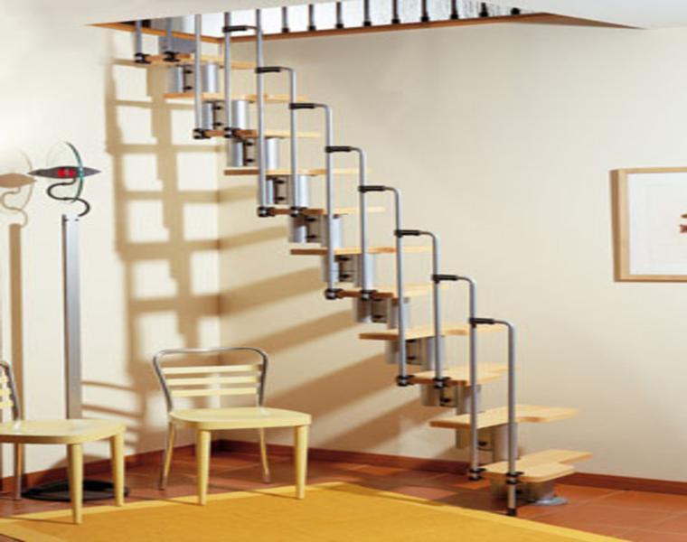 diseño escalera moderna Mobirolo