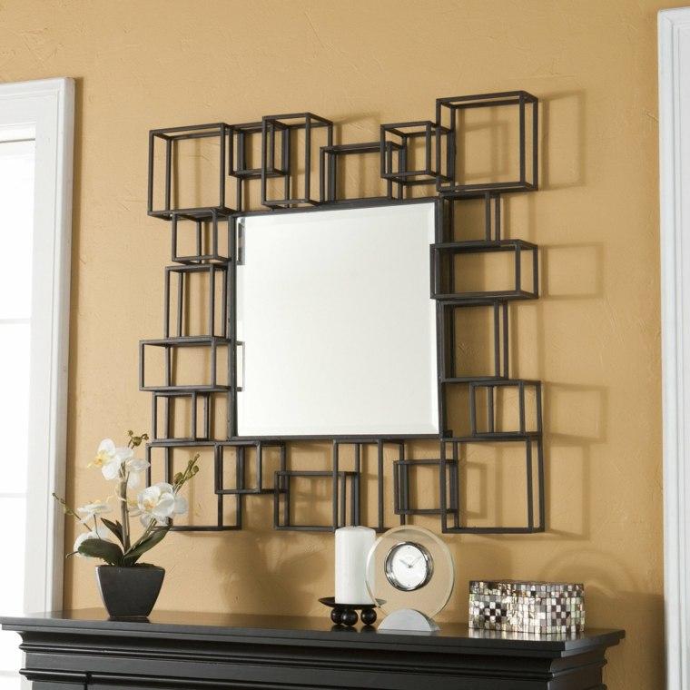 espejos de pared decorar