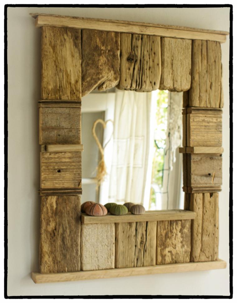 Espejos de pared modernos espejos banos pequenos modernos Espejos pequenos pared