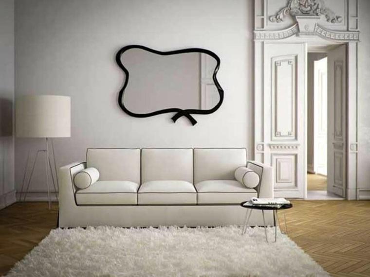 Espejos modernos para el interior de casa - Espejos de salon ...
