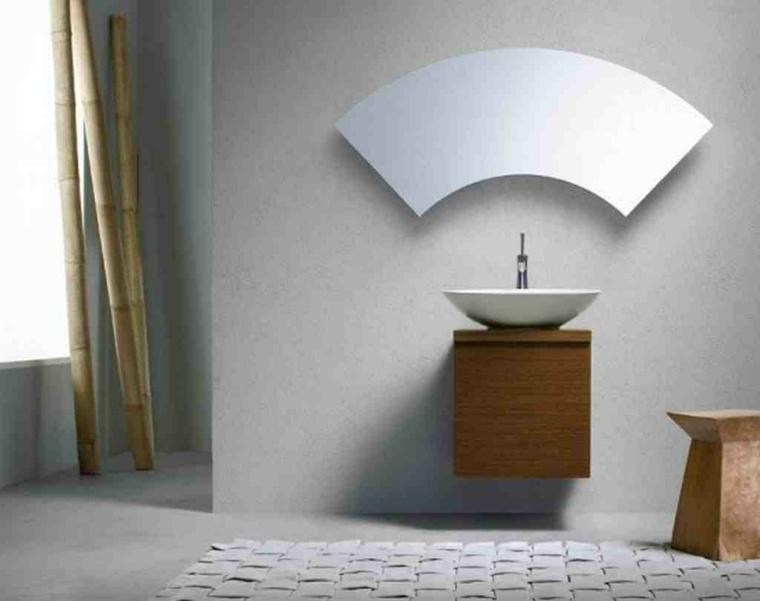 espejos modernos bao