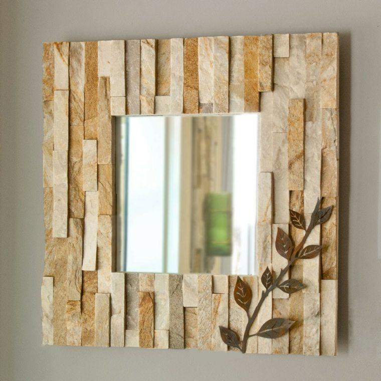 espejos modernos decoracin paredes