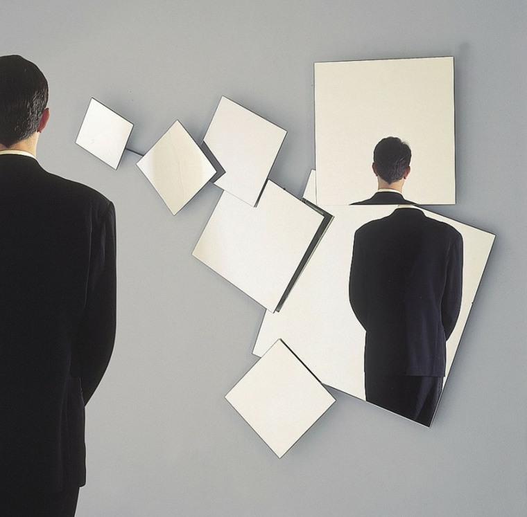 espejos modernos decorar