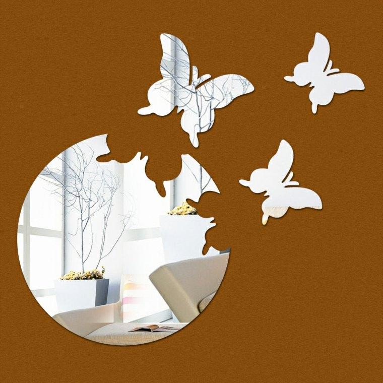 espejos modernos decorar interior