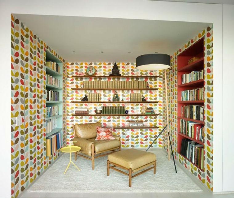 estilo bohemio decoracion interiores lugar lectura ideas