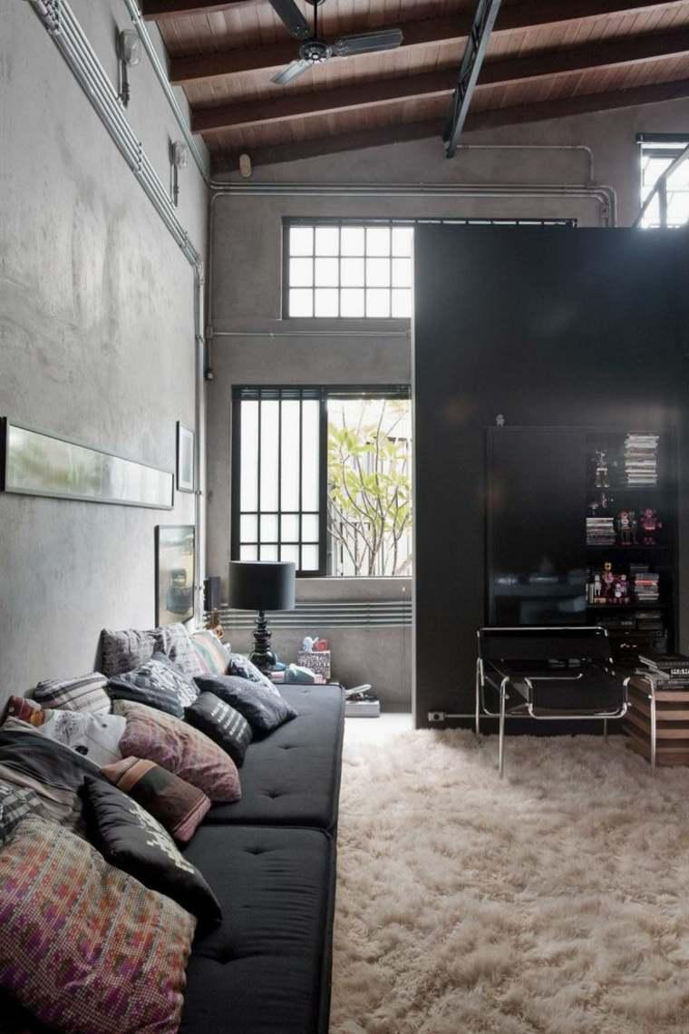 estupenda decoracion piso pequeño