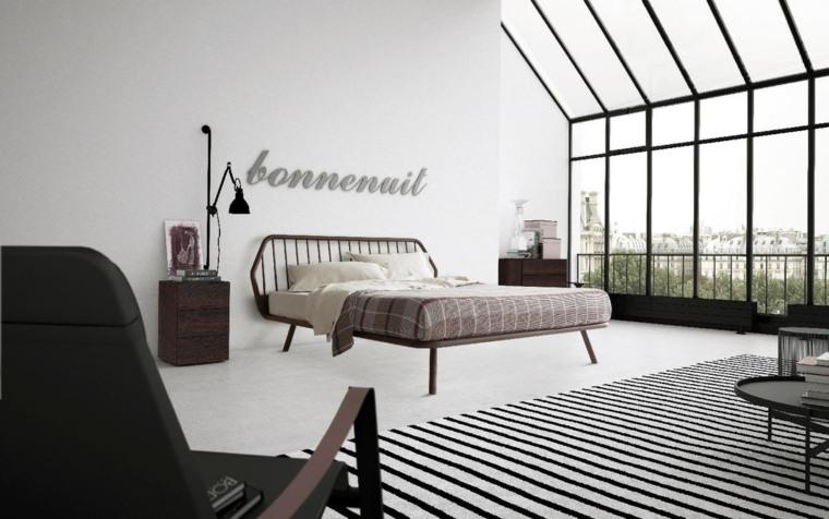 estupenda decoración habitacion amplia