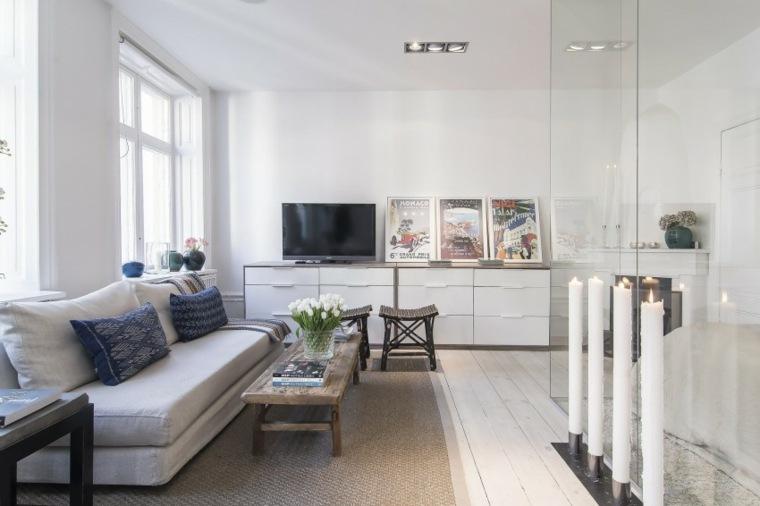 estupendo diseño de apartamento pequeño moderno
