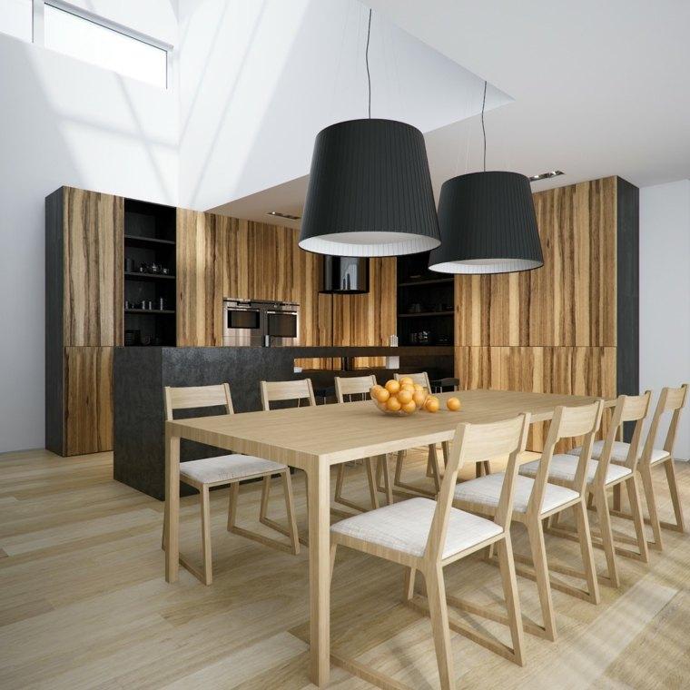 estupendo diseño salón comedor
