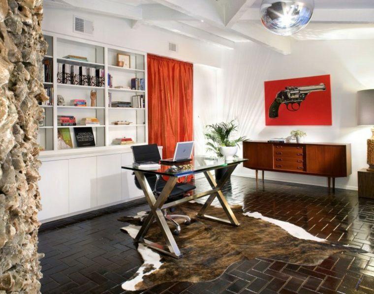estupendo diseño oficina moderna