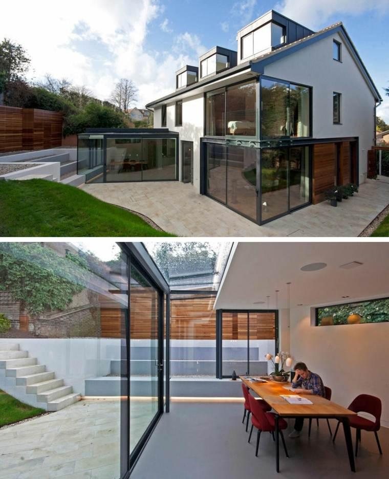 estupendo diseño casa moderna