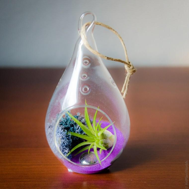 estupendo diseno adorno vidrio