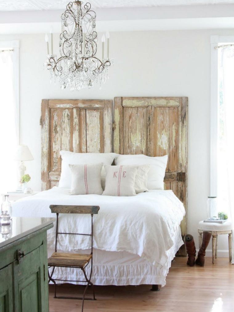 habitación femenina bonito estilo