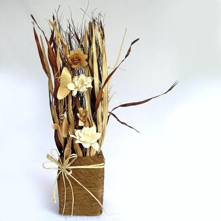 flores secas para decorar originales