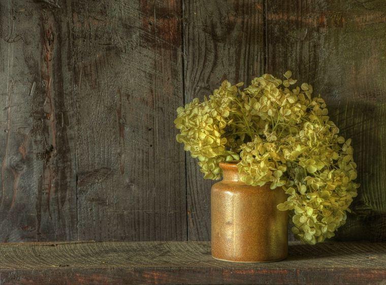 flroes secas para decorar interiores